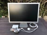 Apple 23-inch Cinema HD Display M9178LL/A - Includes Power Supply