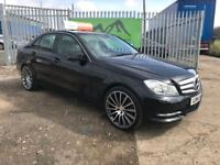 2014 Mercedes C220 C Class Diesel Executive SE **FINANCE AND WARRANTY** (a4,320d,passat)