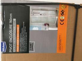 Shower Door & Panel