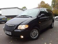 Chrysler Grand Voyager 2 YEARS WARRANTY 2.8 Automatic Diesel Auto not ford seat volkswagen vauxhall