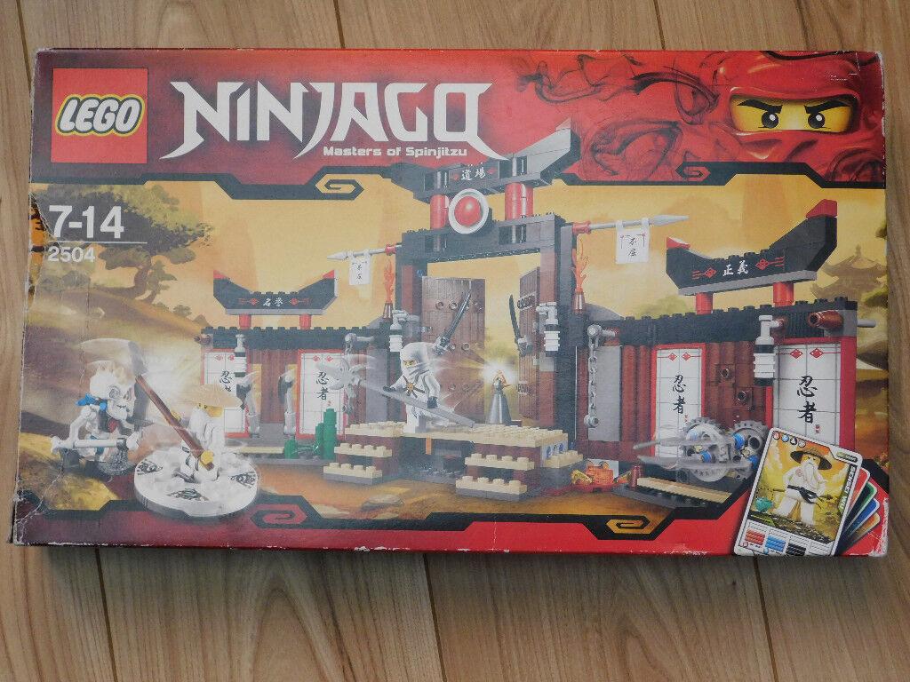 LEGO Set 2504 Ninjago