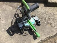 Evolution mitre saw for spares or parts , not in working order