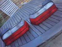 BMW e36 Rear Lights (Coupe)