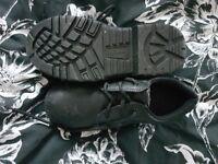 Steel toe cap shoes