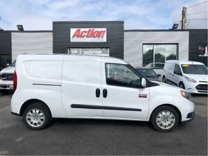 2017 Ram ProMaster City shelving and ladder racks available