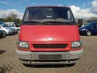 Ford Transit left hand drive
