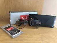 Genuine Rayban sunglasses