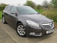 !!12 MONTHS MOT!! 2011 VAUXHALL INSIGNIA 2.0 CDTI ESTATE / IMMACULATE CONDITION / DRIVES LIKE NEW