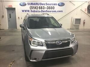 2014 Subaru Forester 2.0XT Limited Cuir/GPS/Eyesight & Multimedi