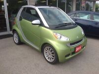 2011 smart fortwo Passion Convertible!!