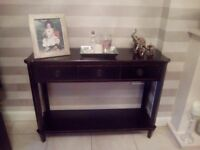 Henshaw console table