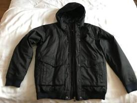 Quicksilver winter jacket, size L