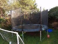 12ft trampoline £50
