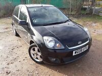 THIS 08 REG FIESTA IS THE ZETEC CLIMATE MODEL AND COMES WITH FOLD IN DOOR MIRRORS.ALLOYS.AUTO LIGHTS