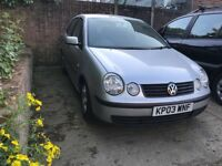 VW POLO S - 1.2 PETROL - 5 door - EXCELLENT CONDITION