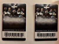 2 Tickets for All Blacks v Barbarians - Saturday 4th November - Twickenham - Autumn Internationals