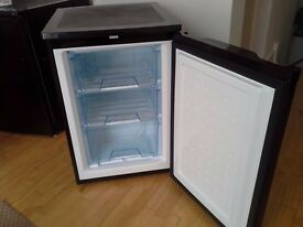 undercounter freezer - black in warranty!