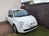 2012 Fiat 500 1.2 POP Start/Stop System, 12M 5* Warranty Included, 1 Pr Owner, £30 Road Tax