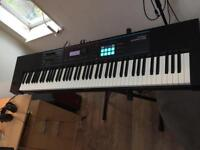 Roland Juno DS88 stage piano synthesizer