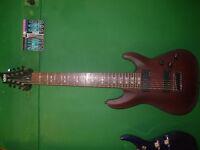 8-string guitar