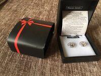Swarsowki earrings