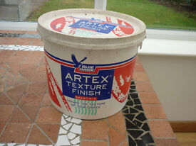 1/2 tub artex - blue hawk ready mix