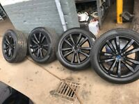 "20"" Jaguar Wheels and Tyres"