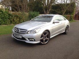 Mercedes E350 Amg CDI FSH