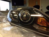 Ford Focus mk2 facelift driver's side headlight assembly (part 1744968)