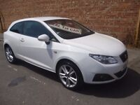 Seat IBIZA Sport,3 door hatchback,2 previous owners,clean tidy car,runs and drives well,great mpg