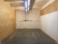 STORAGE / WAREHOUSE 2 units each 420 square feet- high ceilings -all bills included-easy in and out