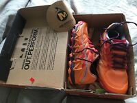 Brand new Merrell trail shoes size3.5