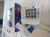 BTBig Button Corded Telephone