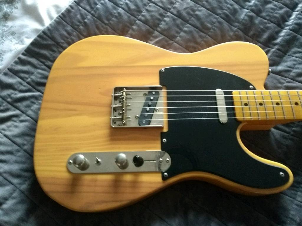 Squier Classic Vibe 50s Telecaster  (upgraded pickups and wiring mods) | in  Banbridge, County Down | Gumtree
