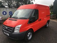 2011 140 t350 TRANSIT MWB MEDIUM ROOF 1 OWNER FULL HISTORY *FINANCE AVAILABLE*