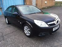 2007 vauxhall vectra design 1.8, mot - april 2018, 2 owners, only 78,000 miles, focus ,astra ,megane
