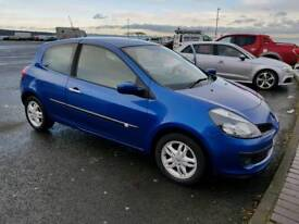 Renault Clio 1.2 turbo sell or swap for convertible