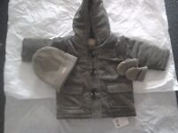 6/9 month old boys coat