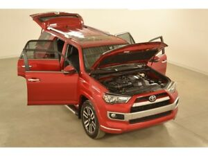 2015 Toyota 4Runner Limited GPS*Cuir*Toit* 7 Passagers