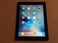 "iPad 2 64GB WiFi 9.7"" screen OS 9.3.3 great condition& Perfect working order"