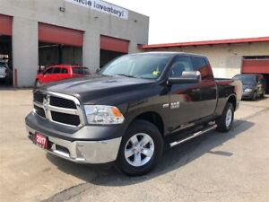 2017 Ram 1500 ST**4x4**BLUETOOTH**TRAILER TOW PACKAGE**