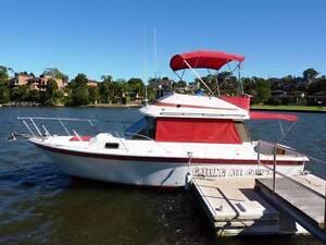 30ft Riviera Flybridge Motor Cruiser Kyle Bay Kogarah Area Preview