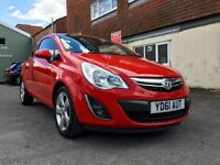 Vauxhall Corsa SXI 1.2 3Dr (FULL SERVICE HISTORY/12 MONTHS MOT)