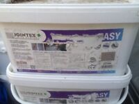 Slab pointing compound