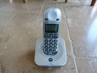Amplicomms BigTel 200 Cordless DECT Phone - as new
