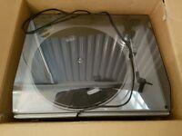 Vinyl transfer deck