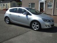 vauxhall astra s r i 1-6 manual 12 months m o t