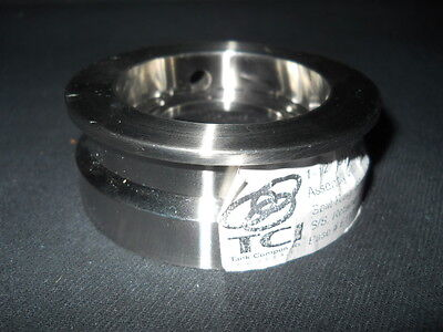 Tci 316 Ss 1-12 Tri-clamp Clampconnect Base Only For Assembly