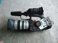 cannon xl1 camcorder