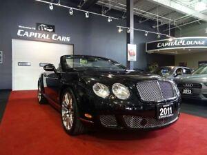 2011 Bentley Continental GT 80-11 EDITION / NAVIGATION / BACK UP